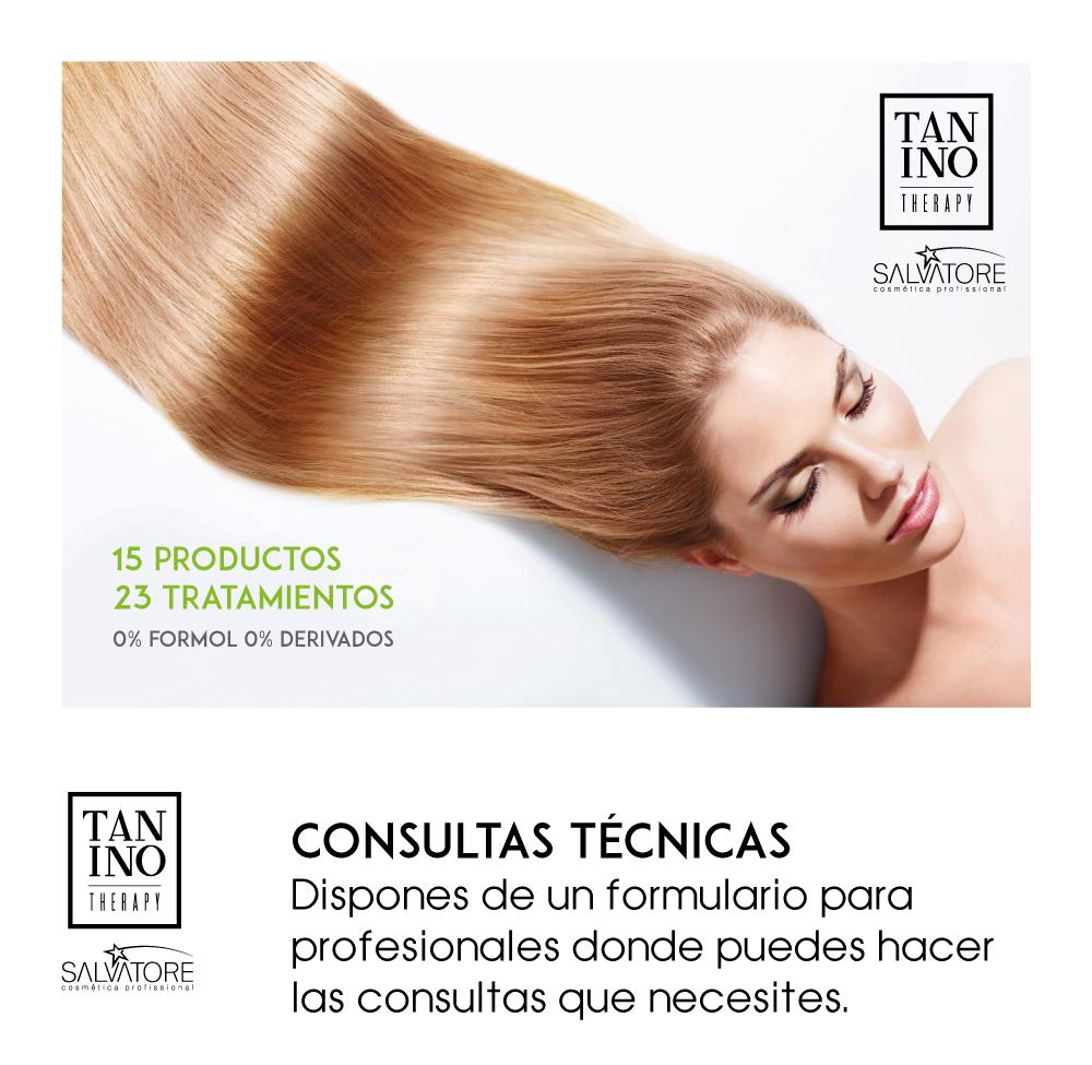 Area profesional Tanino Therapy